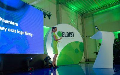 10-lecie zakładu ELDISY