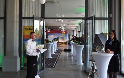 Otwarcie biurowca Silesia Buissness Park - SKANSKA